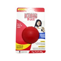 Kong Co. Ball Extreme Bounce Dog Toy