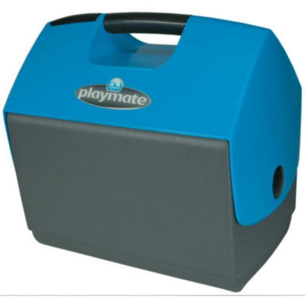 Igloo Playmate Elite Hard Sided Cooler, Blue