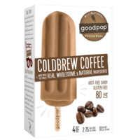 GoodPop Coldbrew Coffee Pops