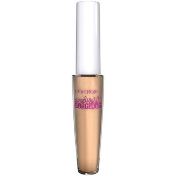 CoverGirl Ready Set Gorgeous COVERGIRL Ready, Set Gorgeous Fresh Complexion Concealer, Light/Medium .37 fl oz (11 ml) Female Cosmetics