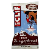 Clif Bar® Iced Gingerbread Energy Bar