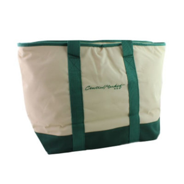 Central Market Green Earth Bags Thermal Bag