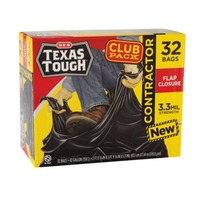 H-E-B Texas Tough 42 Gallon Contractor Trash Bags