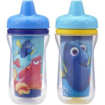The First Years Disney Pixar Insulated Hard Spout Sippy Cup - Finding Dory