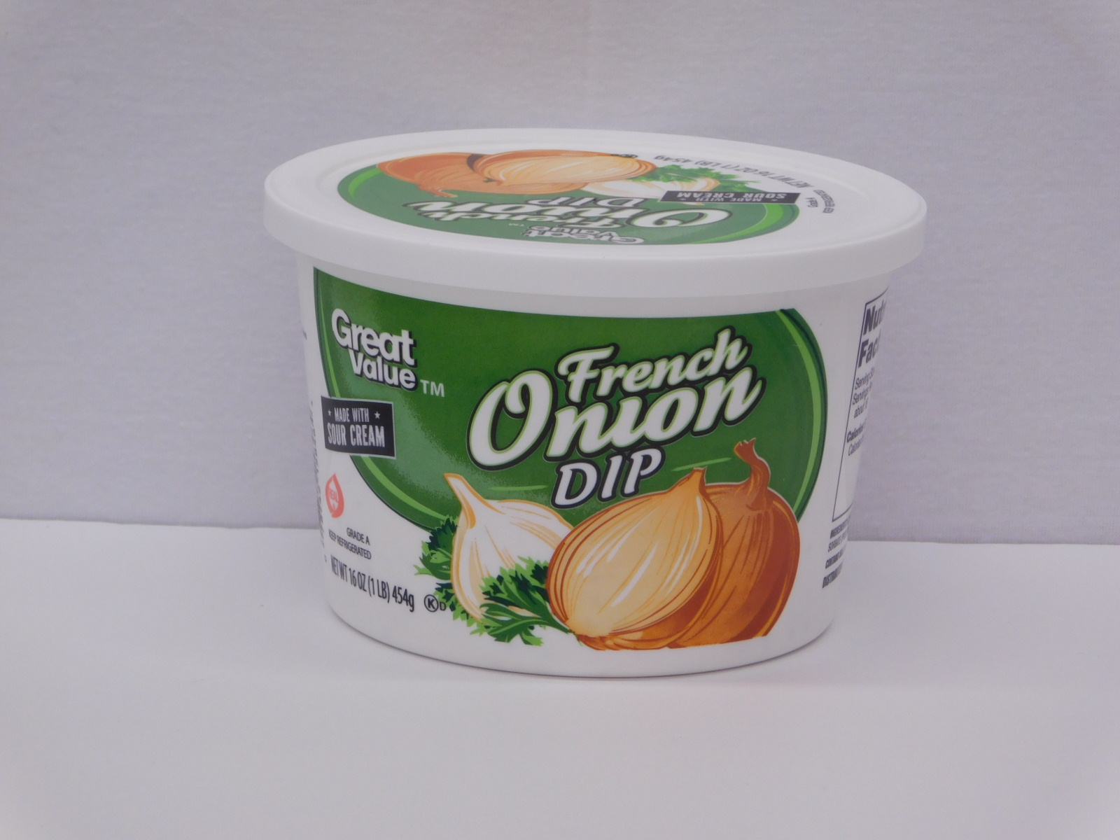 Great Value French Onion Dip