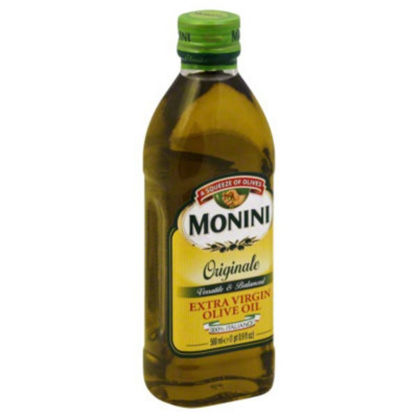 Monini Extra Virgin Olive Oil Originale