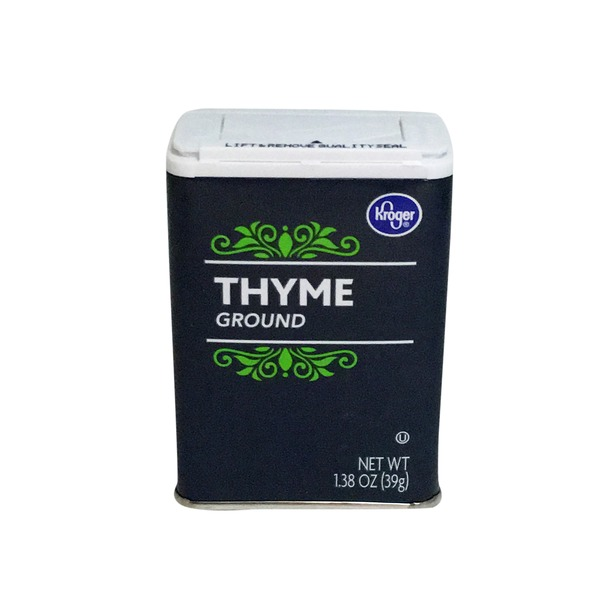Kroger Ground Thyme