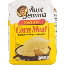 Aunt Jemima® Yellow Corn Meal 80 oz. Bag