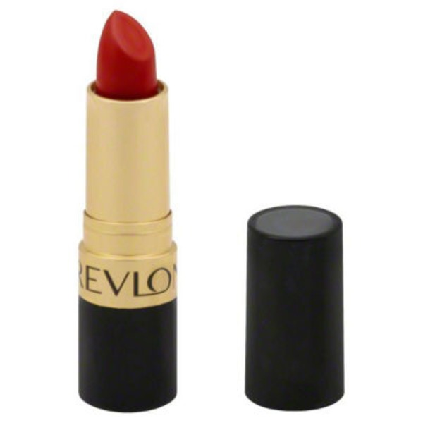 Revlon Love That Red 725 Super Lustrous Creme Lipstick