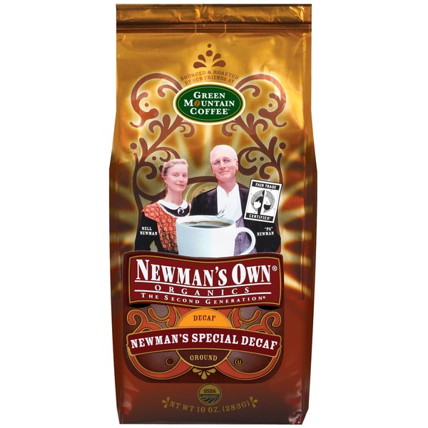 Newman's Own Newman's Special Decaf Ground Coffee