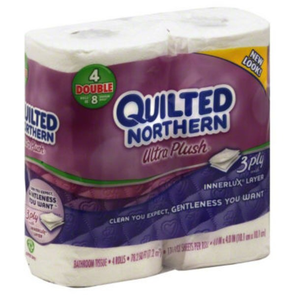 Quilted Northern Ultra Bath Tissue Rolls