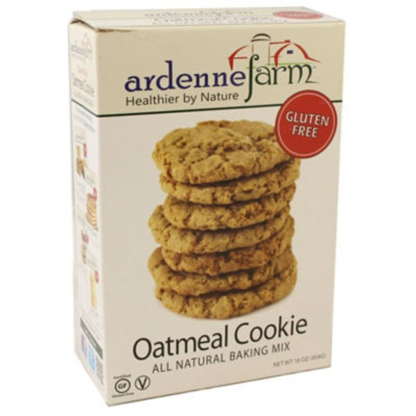 Ardenne Farm Oatmeal Cookie Baking Mix