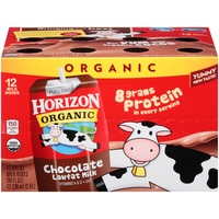Horizon Organic Lowfat Chocolate Milk