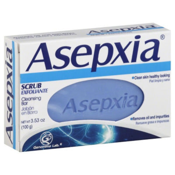 Asepxia Scrub Cleansing Bar