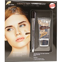 Miracle Skin Transformer Fluid Foundation With Brush