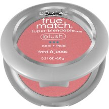 L'Oreal Paris True Match Super-Blendable Blush, Spiced Plum C7-8, 0.21 oz
