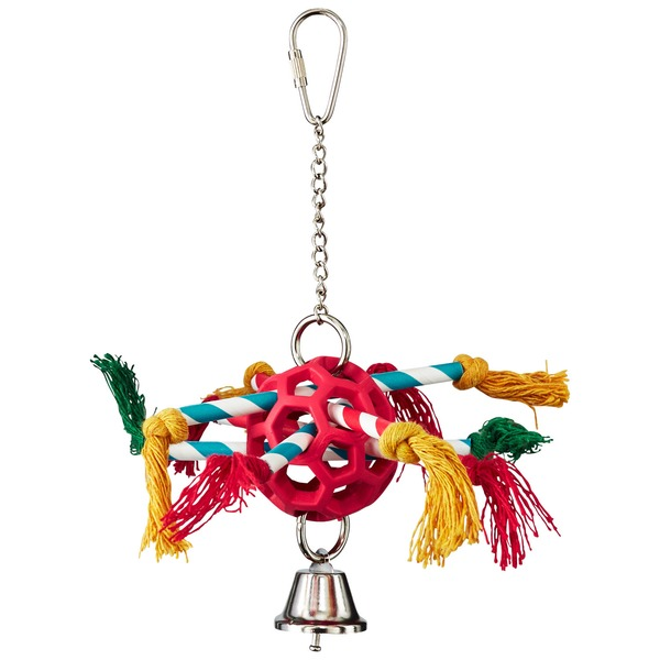 JW Pet Hol Ee Roller Pinata Bird Toy 7
