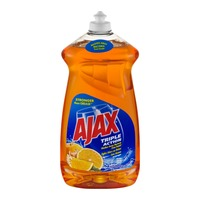 Ajax Ultra Ajax Triple Action Dish Liquid Real Citrus Extract