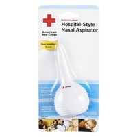 The First Years American Red Cross Hospital-Style Nasal Aspirator