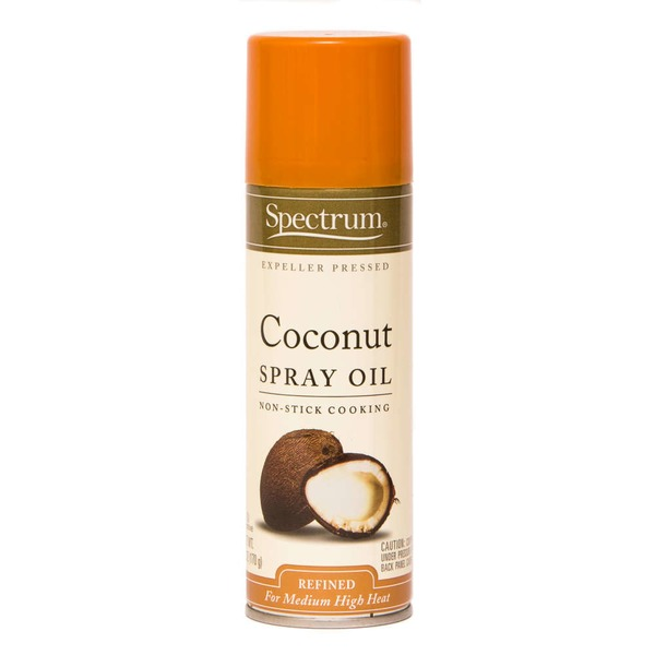 Spectrum Coconut Spray Oil