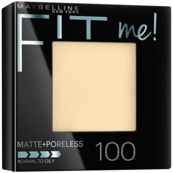 Fit Me® 100 Translucent Matte + Poreless Powder