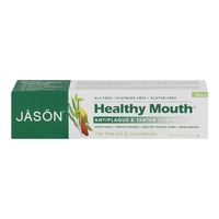 Jason Healthy Mouth Antiplaque & Tartar Control Paste Tea Tree Oil & Cinnamon