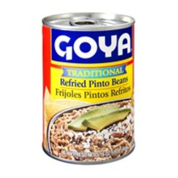 Goya Traditional Refried Pinto Beans