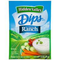 Hidden Valley Dips Mix, Original Ranch, 1.0 Ounce