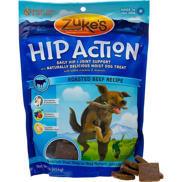Zuke's Dog Treats, Beef Formula