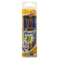 Bic Pencils Mechanical No. 2 Fine 0.5 mm
