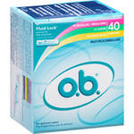 o.b. Regular/Super/Super Plus Tampons Multi-Pack
