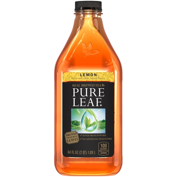 Lipton Pure Leaf Lemon Tea