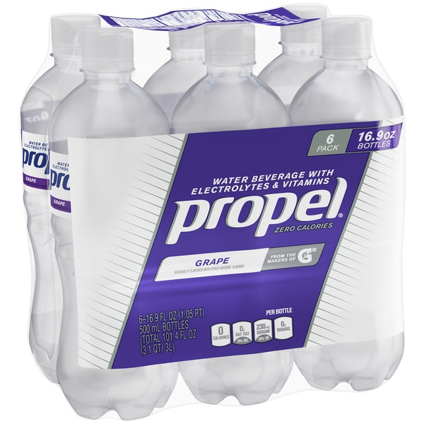 Propel Grape Water Beverage