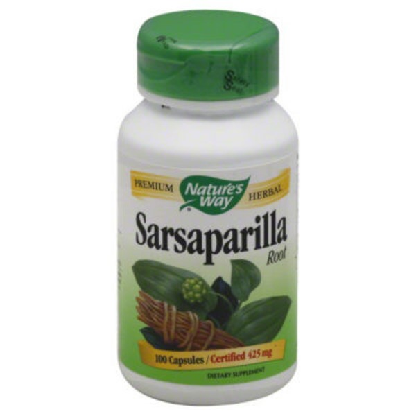 Nature's Way Sarsaparilla Root 425 mg