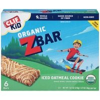 Clif Kid® Organic ZBar Iced Oatmeal Cookie Energy Snack