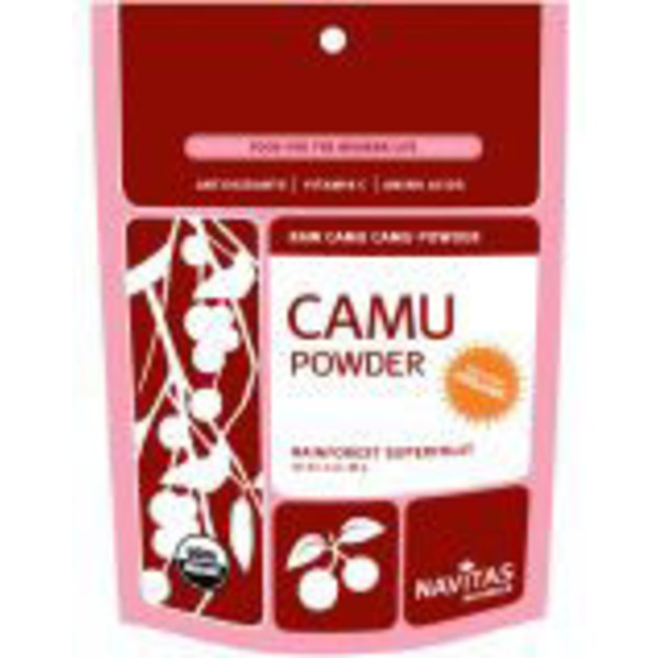 Navitas Raw Camu Powder Rainforest Superfruit