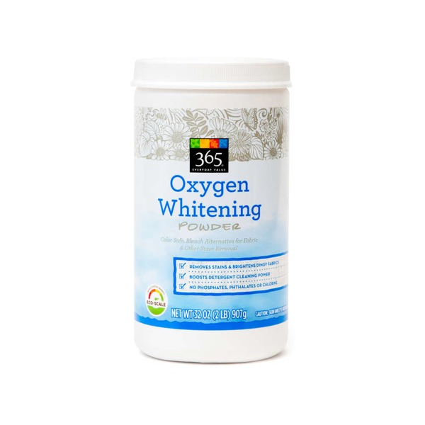 365 Oxygen Whitening Bleach Powder