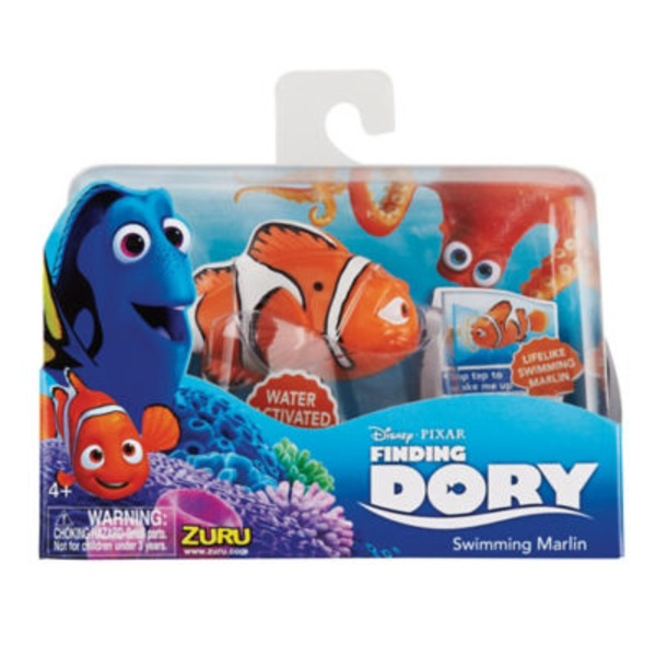 Disney Pixar Finding Dory Swimming Marlin