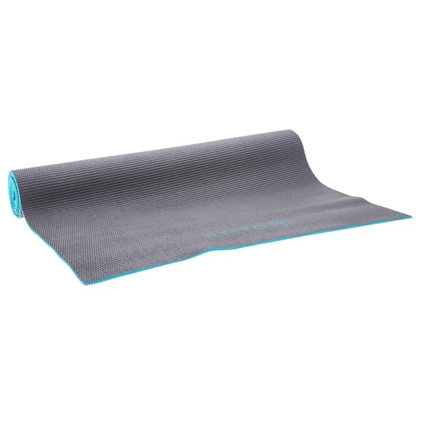 Gaiam 2 Color Solid Earth And Sky Yoga Mat