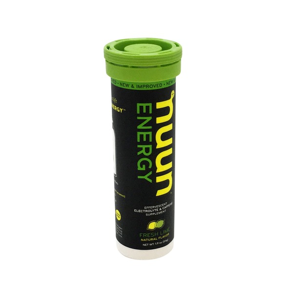 Nuun Energy Lemon Lime Tabs