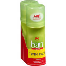 Ban Regular Antiperspirant Deodorant