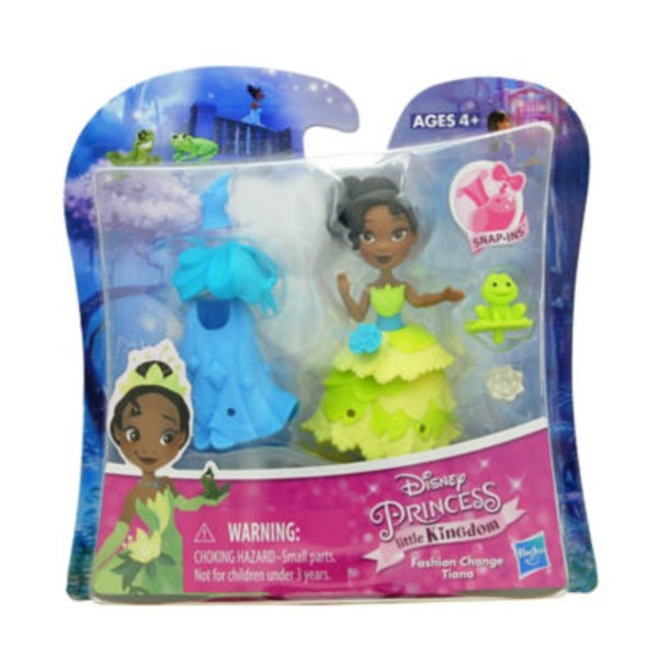 Hasbro Disney Princess Little Kingdom Assorted Fashion Change Dolls