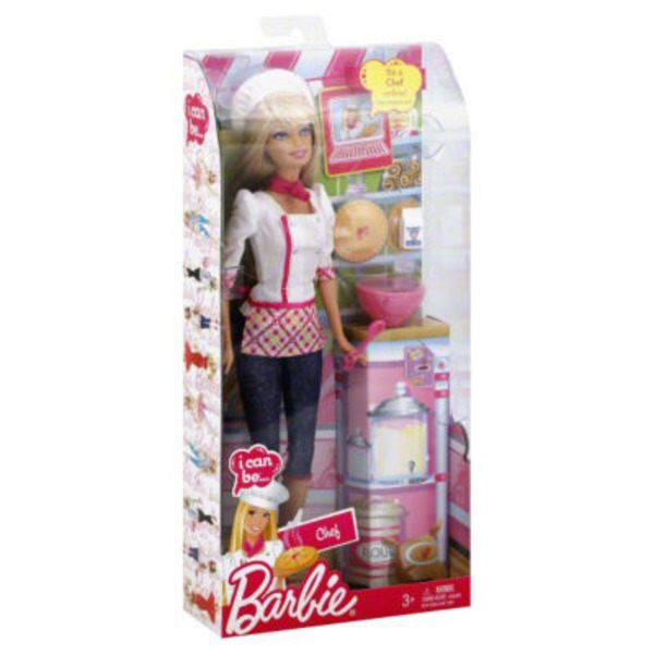 Barbie I Can Be... Dolls
