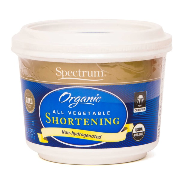Spectrum Organic All Vegetable Shortening