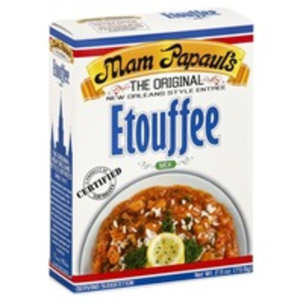 Mam Papauls Etouffee Mix