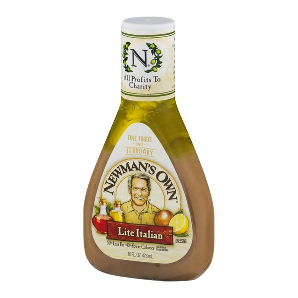 Newman's Own Light Italian Dressing