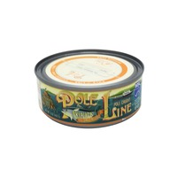 Pole & Line Skipjack Chunk Tuna In Water With No Salt
