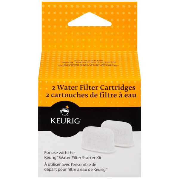 Keurig Water Filter Cartridge Refills