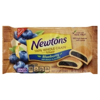 Newtons Cookies 100% Whole Grain Blueberry