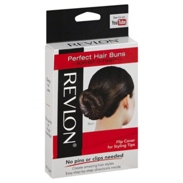 Revlon Sophist-o-Twist Perfect Hair Bun Maker